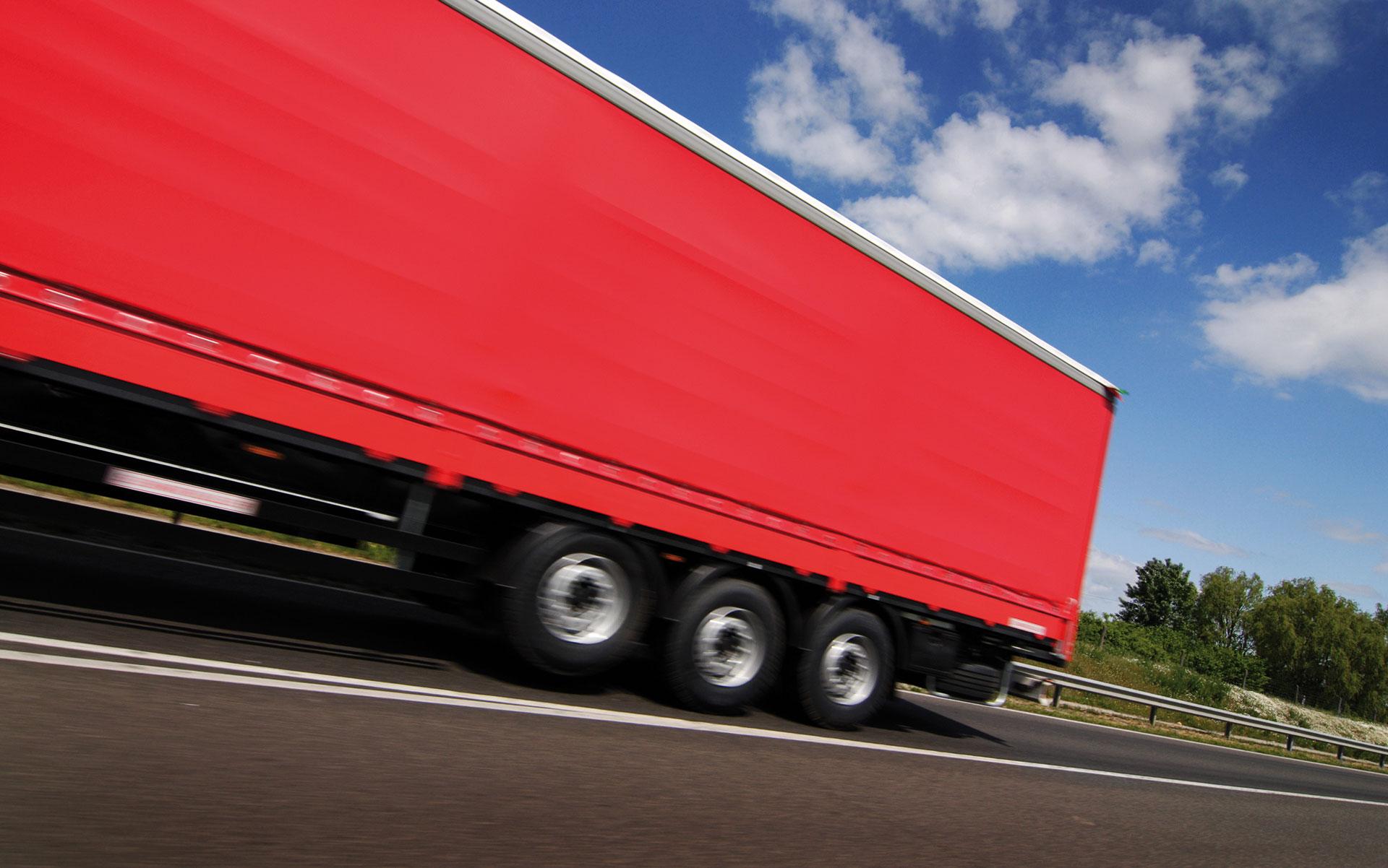 Bache de camion